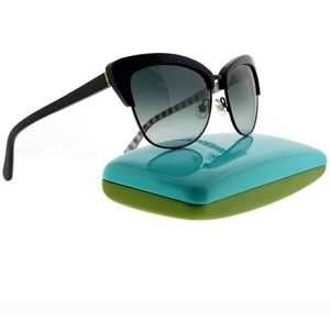 Kate Spade Genette Sunglasses Cat Eye